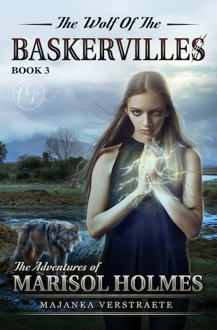 Cover Reveal: The Wolf of the Baskervilles