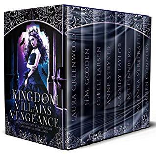 Pre-order the Kingdom of Villains and Vengeance Box Set