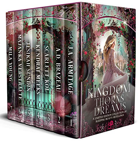 New Box Set Release: Kingdom of Thorns and Dreams