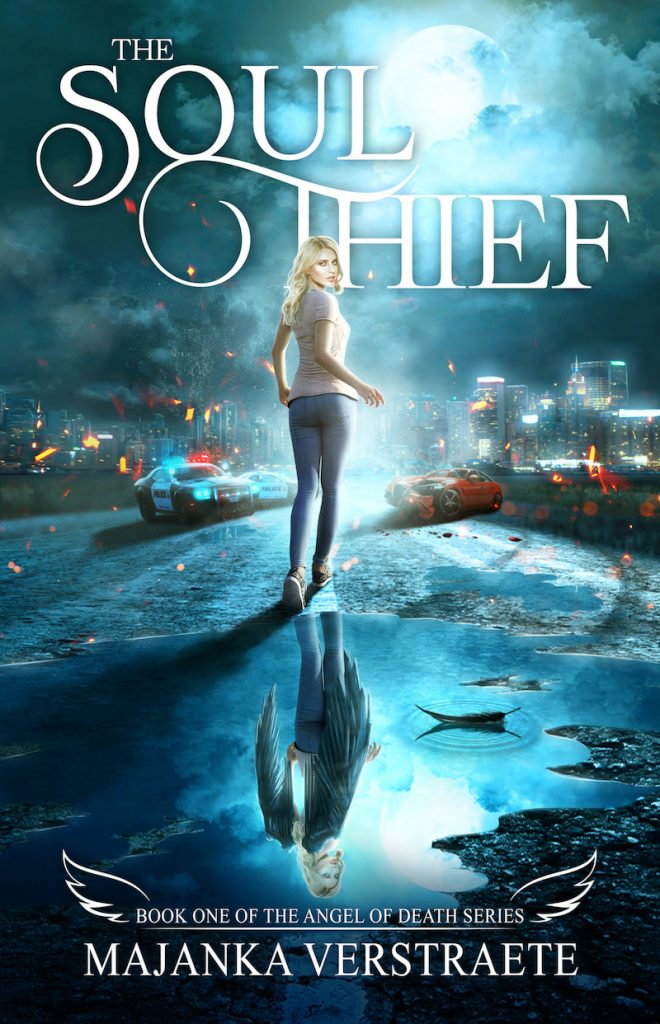 New Release: The Soul Thief (The Angel of Death Series #1)