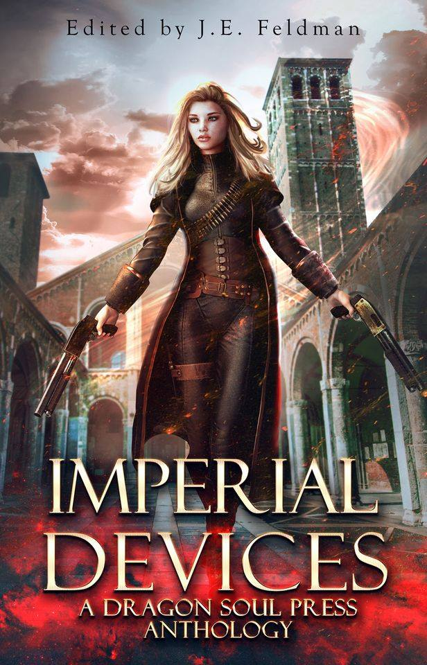 Short Story Acceptance: Imperial Decives Anthology
