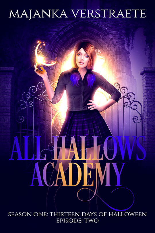 New Release: All Hallows Academy Season One: Thirteen Days of Halloween – Episode Two